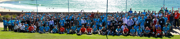 DrupalCon Sydney Group Photo